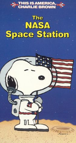 This Is America, Charlie Brown: The NASA Space Station