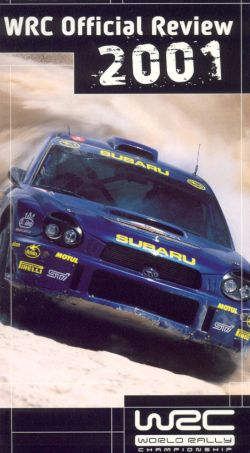 World Rally Championship Review 2001