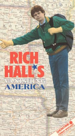 Rich Hall's Vanishing America