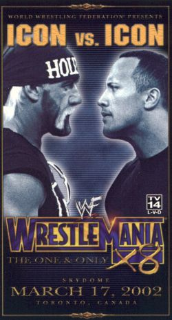 WWF: Wrestlemania X8 - Icon vs. Icon