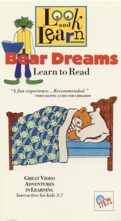 Look and Learn: Bear Dreams - Learn to Read