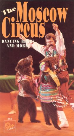 Moscow Circus: Dancing Bears and More