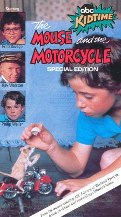 The Mouse and the Motorcycle: Special Edition