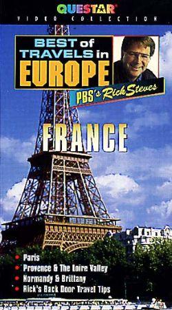 Rick Steves: Best of Travels in Europe - France