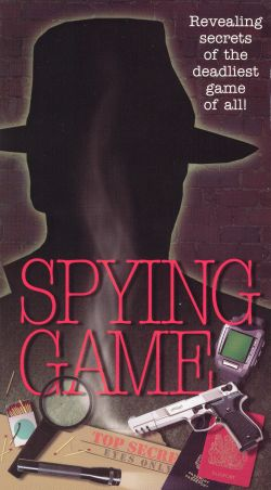 Spying Game: Cloak & Dagger