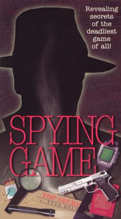 Spying Game: To Catch a Spy