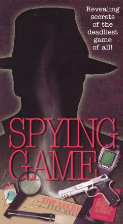 Spying Game: Tools of the Trade