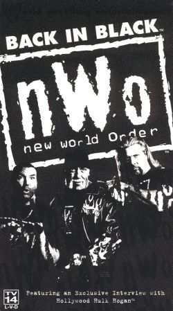 WWF: New World Order - Back in Black