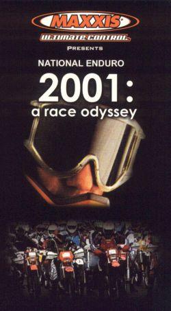 2001 National Enduro: A Race Odyssey