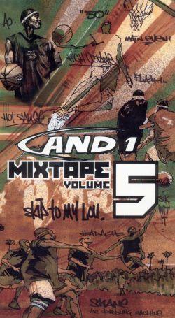 And1 Mixtape, Vol. 5