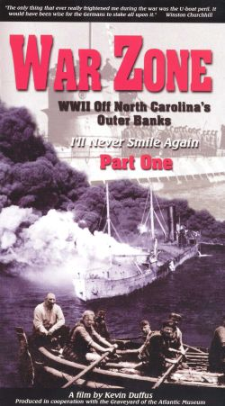 War Zone: WWII Off North Carolina's Outer Banks, Part 1
