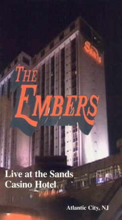 The Embers: Live at the Sands