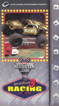 Monster Jam World Finals 3: Racing