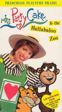 Miss Pattycake: Hullabaloo Zoo