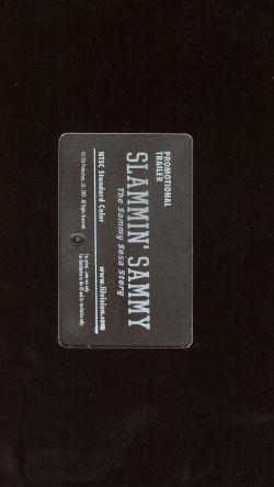 Slammin' Sammy: The Sammy Sosa Story