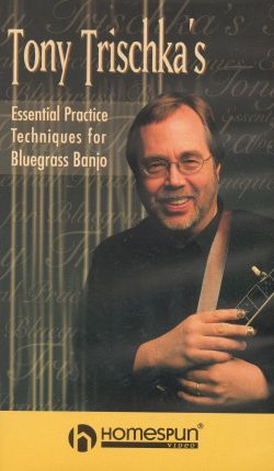 Tony Trischka's Essential Practice Techniques for Bluegrass Banjo