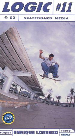 Logic Skateboard Media #11