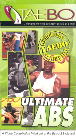 Billy Blanks: The Best of Tae-Bo - Ultimate Abs