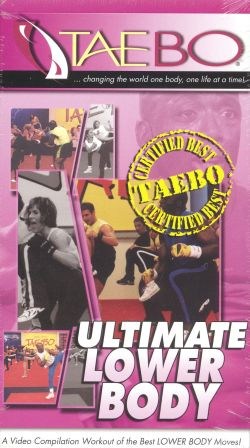 Billy Blanks: The Best of Tae-Bo - Ultimate Lower Body