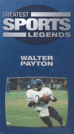 Greatest Sports Legends: Walter Payton