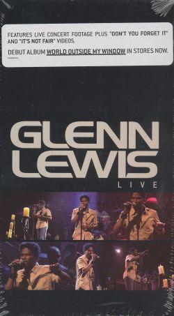 Glenn Lewis Live