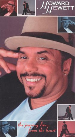 Howard Hewett: The Journey Live... From The Heart