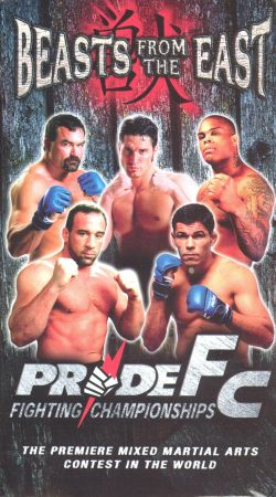Pride Fighting Championships: Pride 16 - Beasts from the East