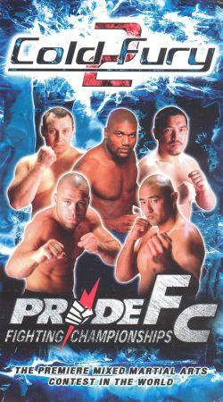 Pride Fighting Championships: Pride 18 - Cold Fury 2