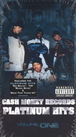 Cash Money Records Platinum Hits