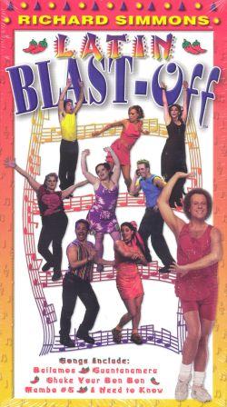 Richard Simmons: Latin Blast-Off
