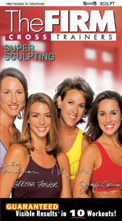 The Firm: Cross Trainers - Super Sculpting