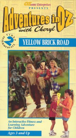 Adventures in Oz With Cheryl, Vol. 2: The Yellow Brick Road
