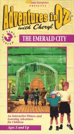 Adventures in Oz With Cheryl: The Emerald City