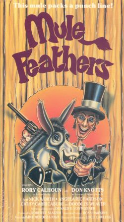 Mule Feathers