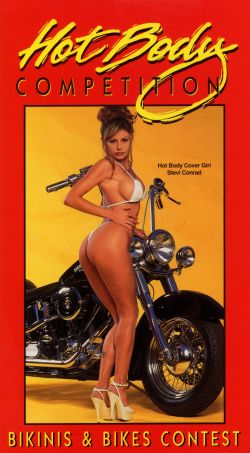 Hot Body Competition: Bikinis and Bikes Contest