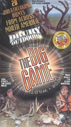 Drury Outdoors: The Big Game