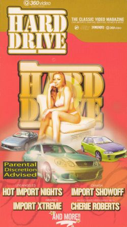 Hard Drive: 360 Car Video Magazine