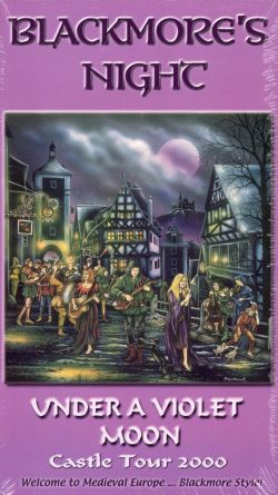 Blackmore's Night: Under a Violet Moon - Castle Tour 2000