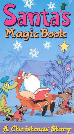 Santa's Magic Book