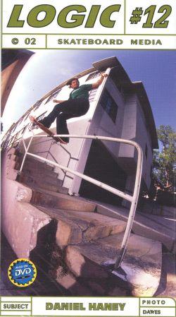 Logic Skateboard Media #12