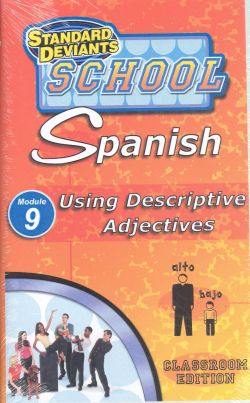 Standard Deviants School: Spanish, Program 9