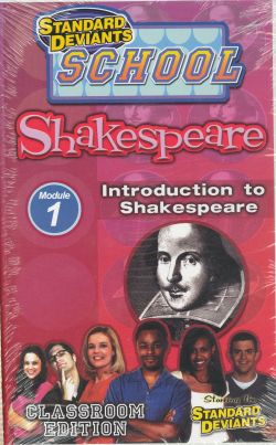 Standard Deviants School: Shakespeare, Program 1 - Introduction to Shakespeare