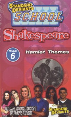 Standard Deviants School: Shakespeare, Program 6 - Hamlet Themes