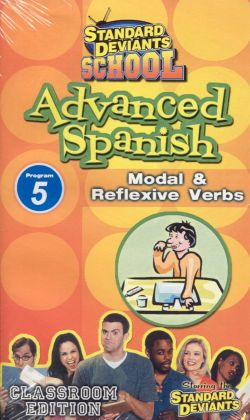 Standard Deviants School: Advanced Spanish, Program 5