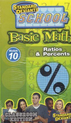Standard Deviants School: Basic Math, Program 10