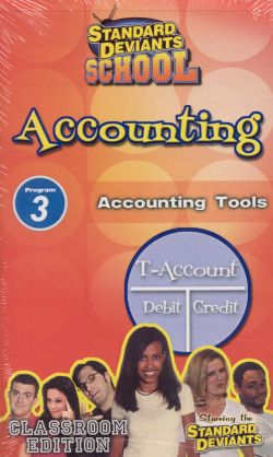 Standard Deviants School: Accounting, Program 3