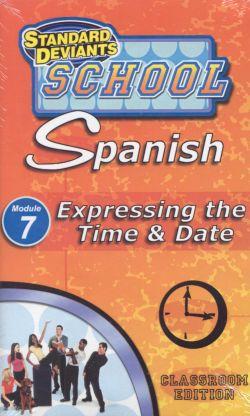 Standard Deviants School: Spanish, Program 7