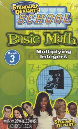 Standard Deviants School: Basic Math, Program 3