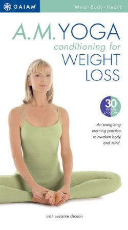 A.M. Yoga Conditioning for Weight Loss
