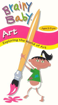 Brainy Baby: Art